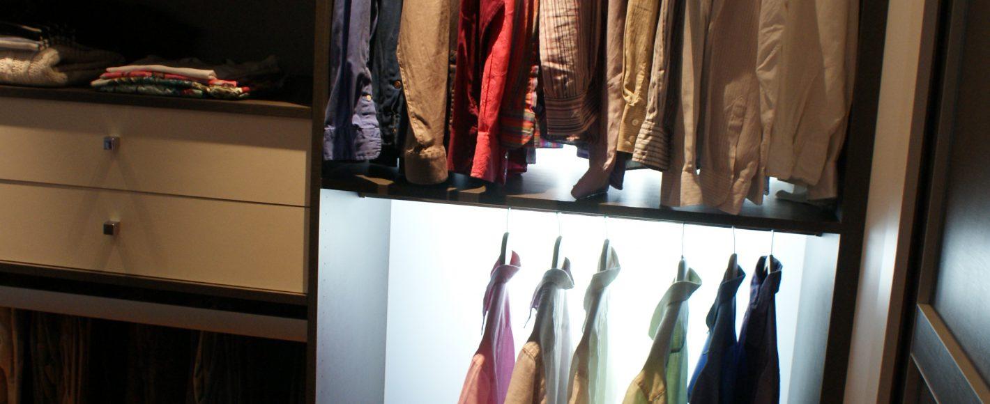 Dressings : mes astuces pour choisir l'endroit idéal