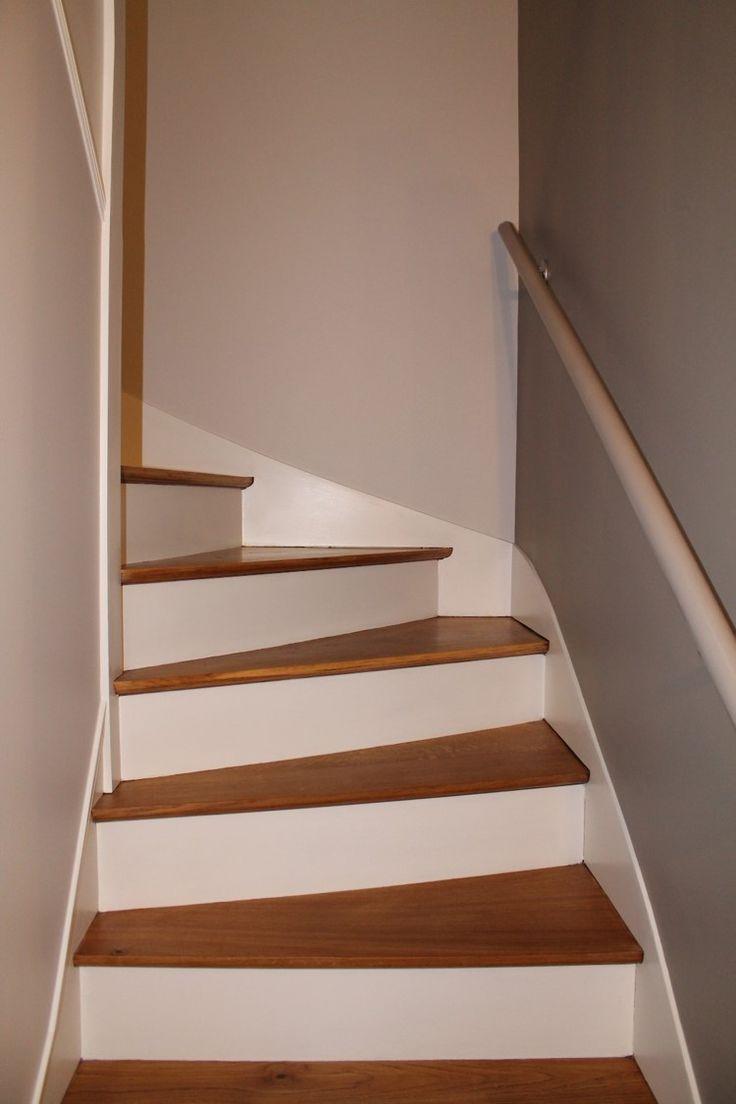 Comment relooker un escalier en bois - Meuble en forme d escalier ...