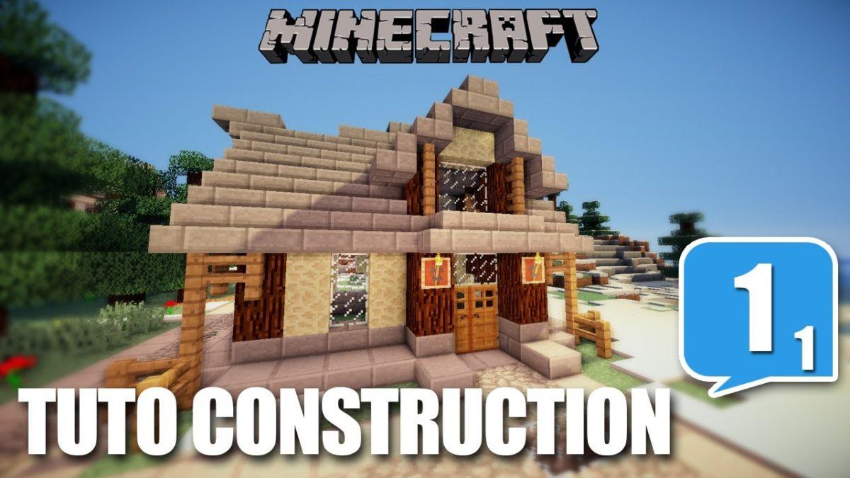 Comment bien construire sur minecraft
