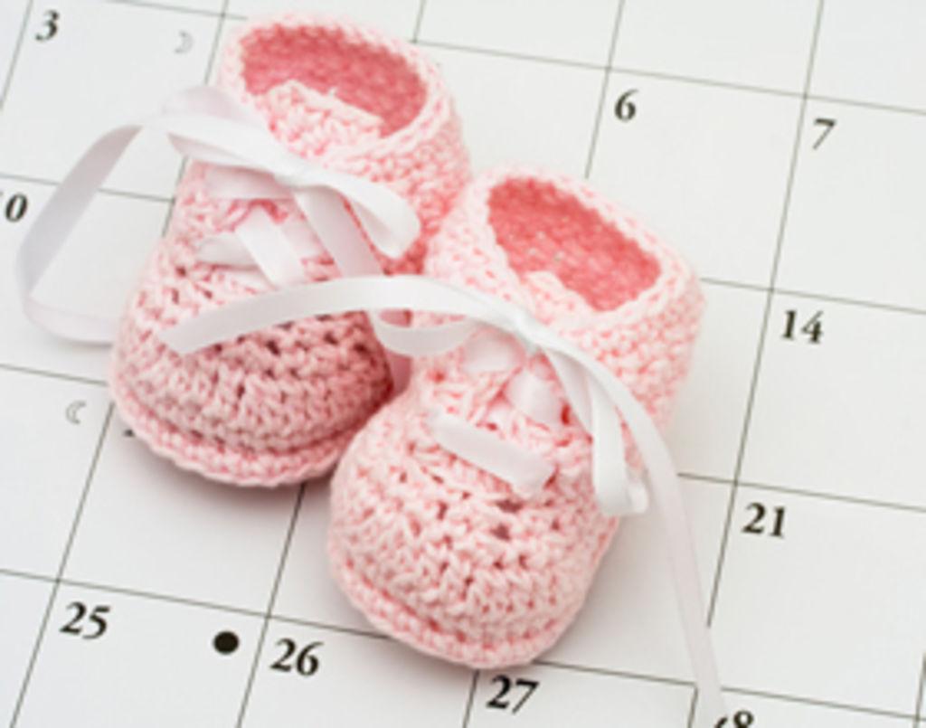 Comment calculer les semaine de grossesse